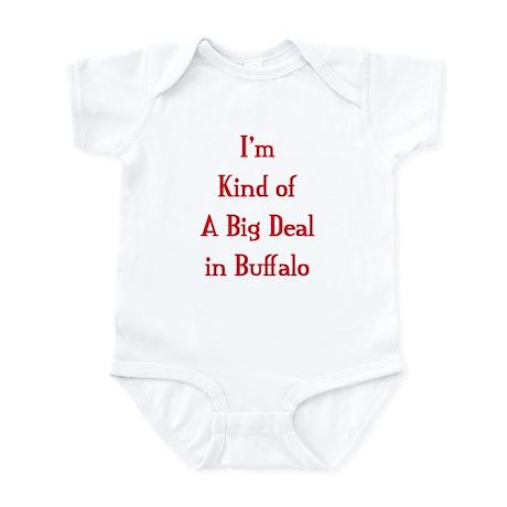 Big Deal In Buffalo Infant Bodysuit