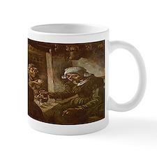 Van Gogh Potato Eaters Mug