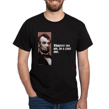 "Lincoln ""Good One"" Dark T-Shirt"