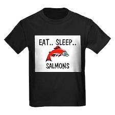 Eat ... Sleep ... SALMONS T