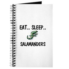 Eat ... Sleep ... SALAMANDERS Journal
