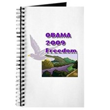 Obama 2009 Freedom Journal