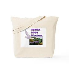 Obama 2009 Freedom Tote Bag