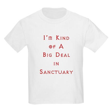 Big Deal In Sanctuary Kids Light T-Shirt