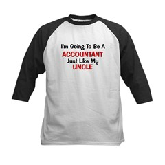 Accountant Uncle Profession Tee