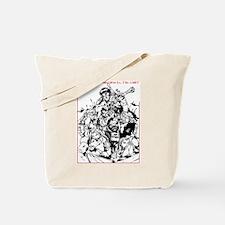 Real Men Wear Kilts V Tote Bag