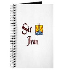 Sir Ivan Journal