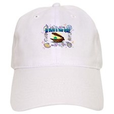 The World is your Oyster Baseball Cap