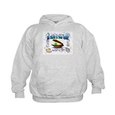The World is your Oyster Hoodie