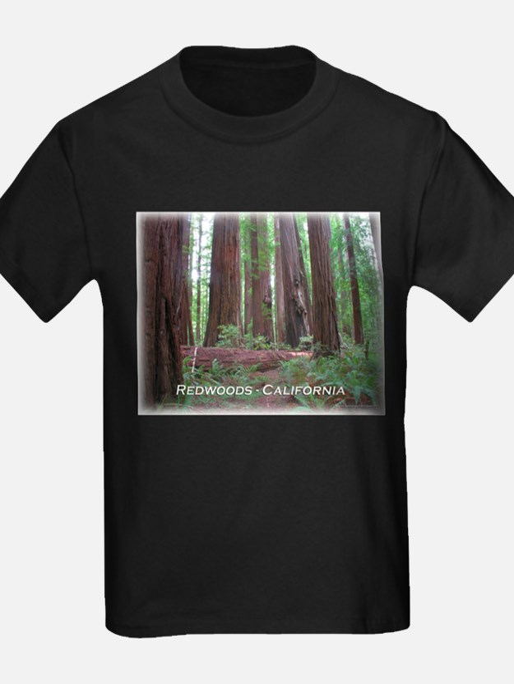 Cute Redwoods T