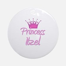 Princess Itzel Ornament (Round)