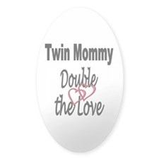 Double the Love Decal