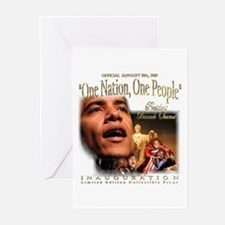 Inauguration Greeting Cards (Pk of 20)