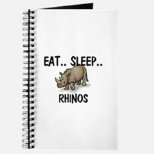 Eat ... Sleep ... RHINOS Journal