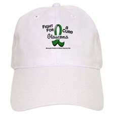 Glaucoma Fight For A Cure Baseball Cap