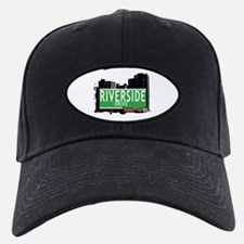 RIVERSIDE DRIVE, MANHATTAN, NYC Baseball Hat