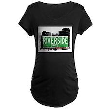 RIVERSIDE DRIVE, MANHATTAN, NYC T-Shirt