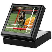 Australian Cattle Dog Keepsake Box