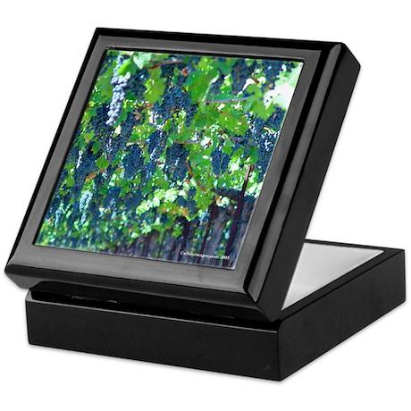 botanical gifts! Napa Valley Vineyard Tile Boxes
