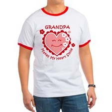 Heart Smile Grandpa T