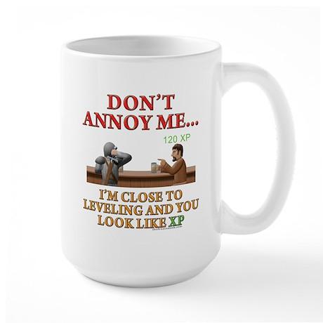 Don't Annoy... Large Mug