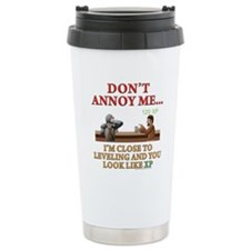 Don't Annoy... Travel Mug