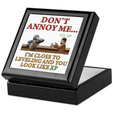Don't Annoy... Keepsake Box