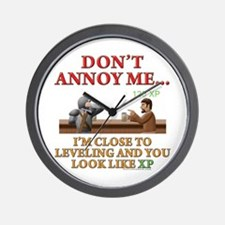 Don't Annoy... Wall Clock