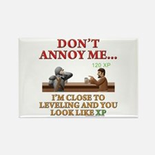 Don't Annoy... Rectangle Magnet