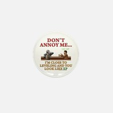 Don't Annoy... Mini Button (10 pack)