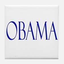 Obama Merchandise Tile Coaster