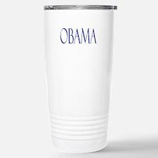 Obama Merchandise Travel Mug