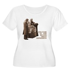 Welcome to the Great Depression T-Shirt