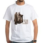 Welcome to the Great Depression White T-Shirt