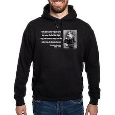 Nietzsche 1 Hoodie