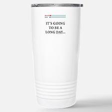Long Day Stainless Steel Travel Mug