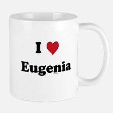 I love Eugenia Small Mugs