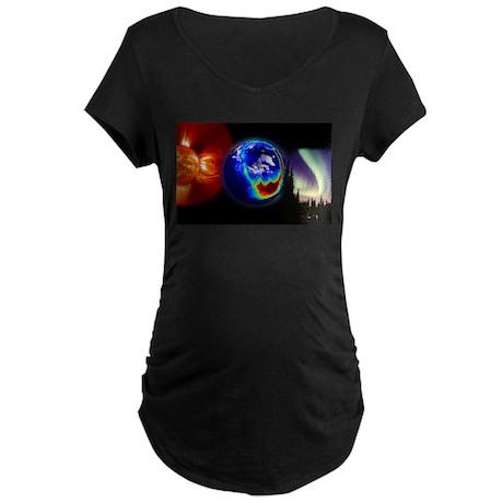 Maternity Dark T-Shirt