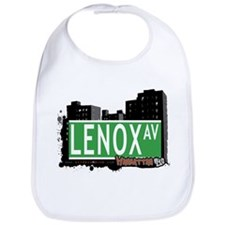 LENOX AVENUE, MANHATTAN, NYC Bib