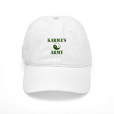 Karma's Army Baseball Cap