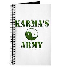 Karma's Army Journal