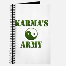 Karma's Army Journal