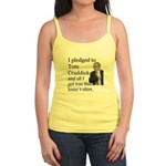 I Pledged To Tom Craddick... Jr. Spaghetti Tank