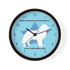 NGPR Wall Clock