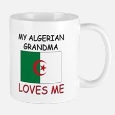 My Algerian Grandma Loves Me Mug