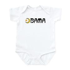 OBAMA ISLAMA Infant Bodysuit