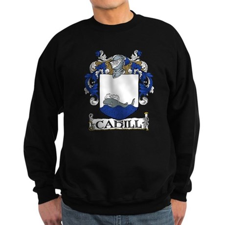 Cahill Coat of Arms Sweatshirt (dark)