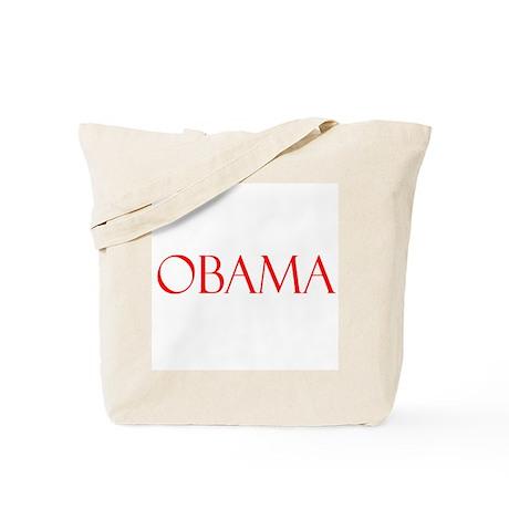 Obama Merchandise Tote Bag