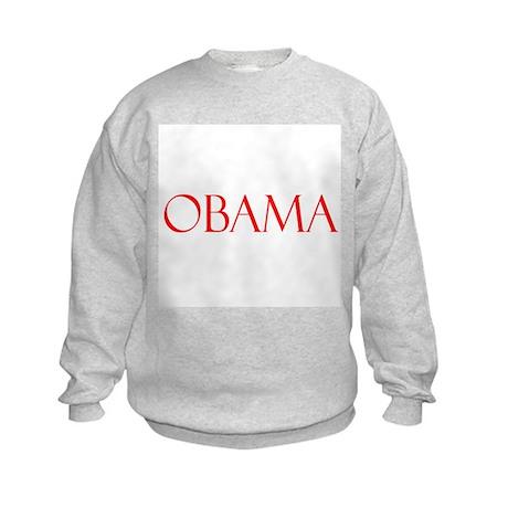 Obama Merchandise Kids Sweatshirt
