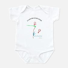 Just Fine! Infant Bodysuit